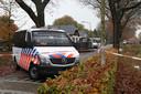 De politie hield woensdag een actie aan de Hoogheuvelstraat