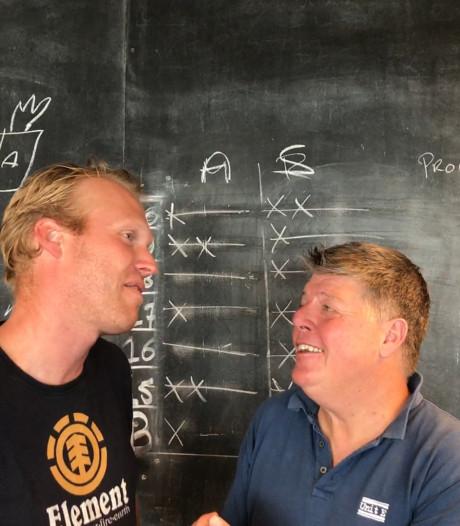 Frans in gesprek met Sjoerd Weikamp: 'Ik ben zo apetrots!'