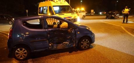 Automobiliste gewond bij ongeluk op N313 bij Aalten