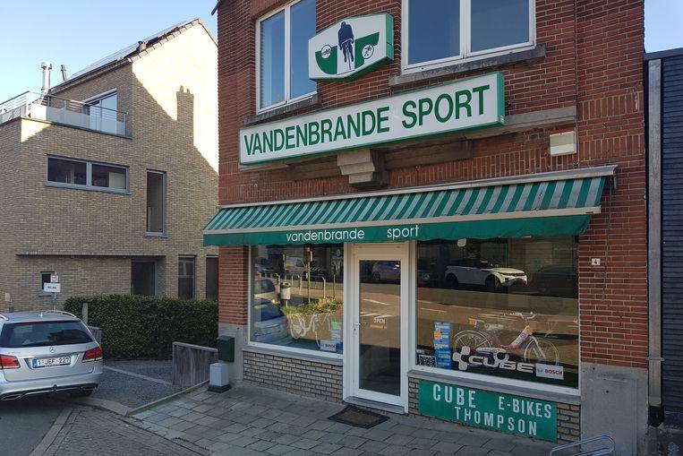 Vandenbrande Sport in Dworp  krijgt volgende maand een nieuwe uitbater.