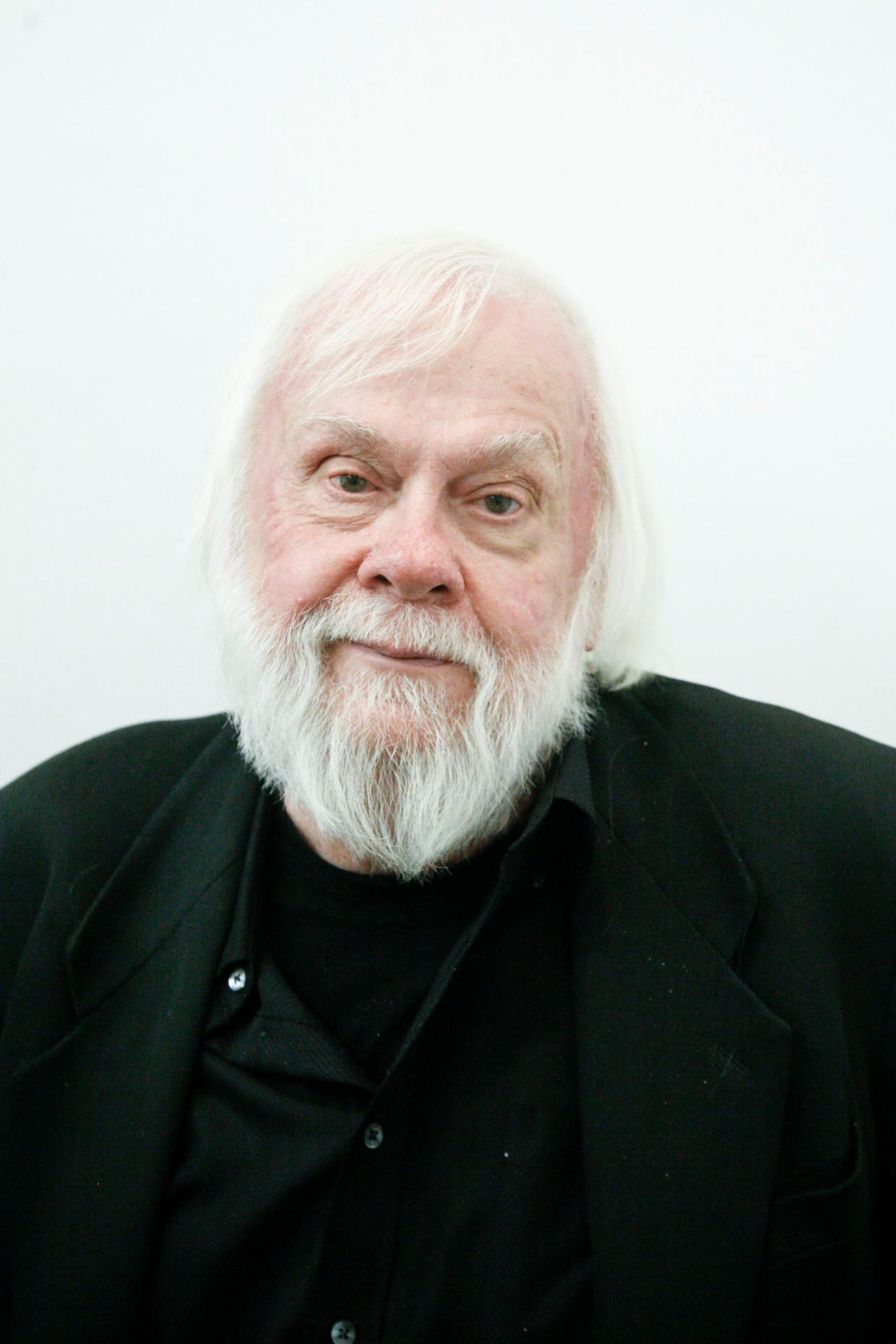 John Baldessari in 2008