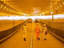Maastunnel vannacht dicht in beide richtingen