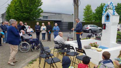 Kapel in Sint-Theresiastraat officieel ingewijd