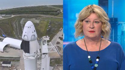 """HLN LIVE. Bo Van Spilbeeck na geannuleerde lancering SpaceX: """"Zaterdag voorspellen ze eigenlijk nog slechter weer"""""""