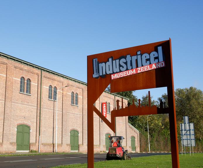 Het Industrieel Museum Zeeland in Sas van Gent.