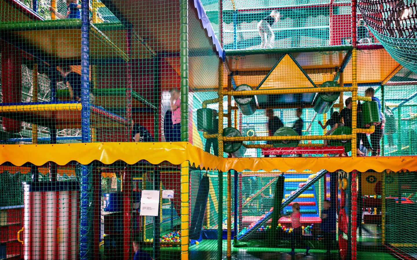 Binnenspeeltuinen hebben protocollen voor de omgang met agressieve bezoekers.