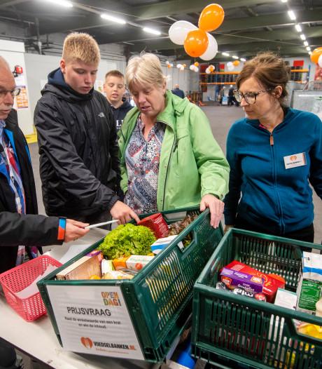 Voedselbank zoekt geldschieters en vrijwilligers