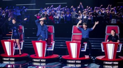 Wanneer echt niemand stil kan blijven zitten: dit was het beste uit 'The Voice'