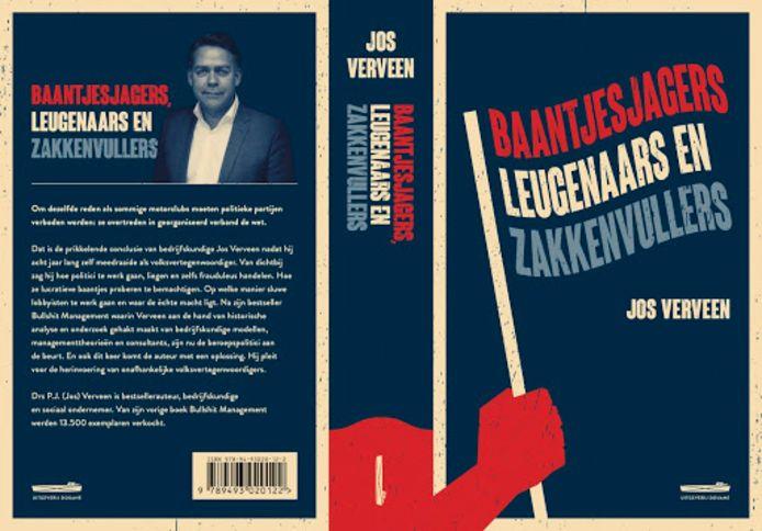 De omslag van het boek van Jos Verveen.