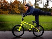 Stef (10) wil BMX-baan in zijn dorp Papendrecht