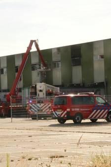 Brand in kantine transportbedrijf in Someren