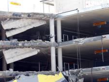 Vloer ingestorte parkeergarage Eindhoven Airport verkeerd gelegd