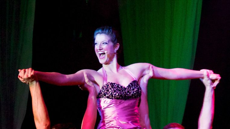 De jonge vrouw was van plan om bij haar terugkeer in de VS auditie te doen voor een rol op Broadway.