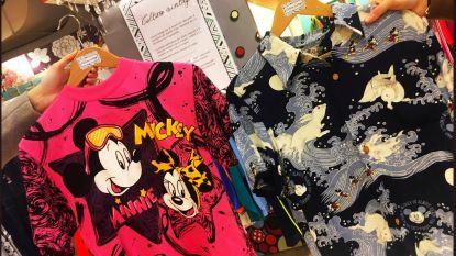 Disneyland Paris verkoopt unieke vintage kledij uit de jaren 90