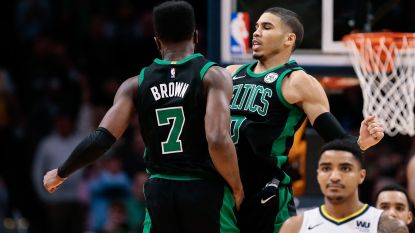 Celtics rekenen na ware thriller af met Denver, Griffin op weg naar Detroit