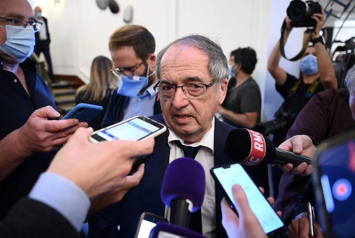 Noel Le Graet, bondsvoorzitter van Frankrijk.