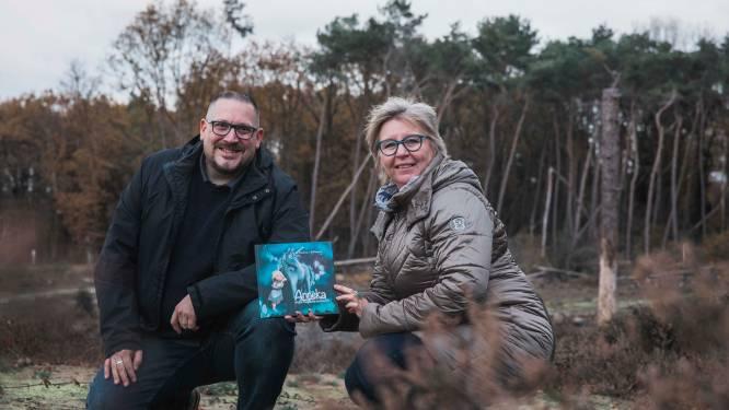 """Hechtelse Yoke (58) en Genkse Rudi (41) maken samen kinderboek: """"We willen tonen dat corona jouw dromen niet in de weg mag staan"""""""
