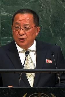 Noord-Koreaanse minister haalt uit naar Trump