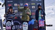 Snowboardster Evy Poppe blijft internationaal scoren: 14-jarige schrijft Austrian en German Masters op haar naam