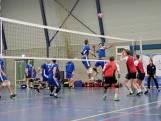 Volleyballers van Forza stunten tegen hoogvlieger