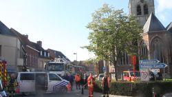 Voetgangster zwaargewond bij ongeval met betonpomp in centrum