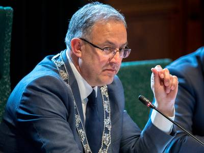 Burgemeester Aboutaleb op handelsmissie naar Verenigde Arabische Emiraten