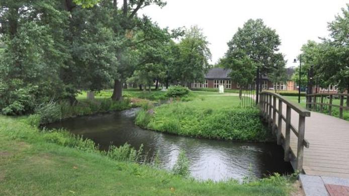 Het Weijerpark.