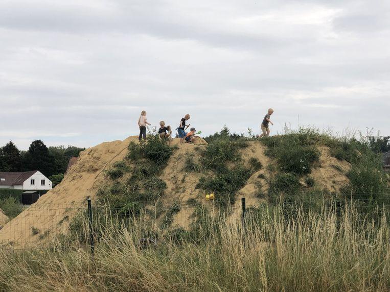Speelterrein de Helse Heuvels in Herent