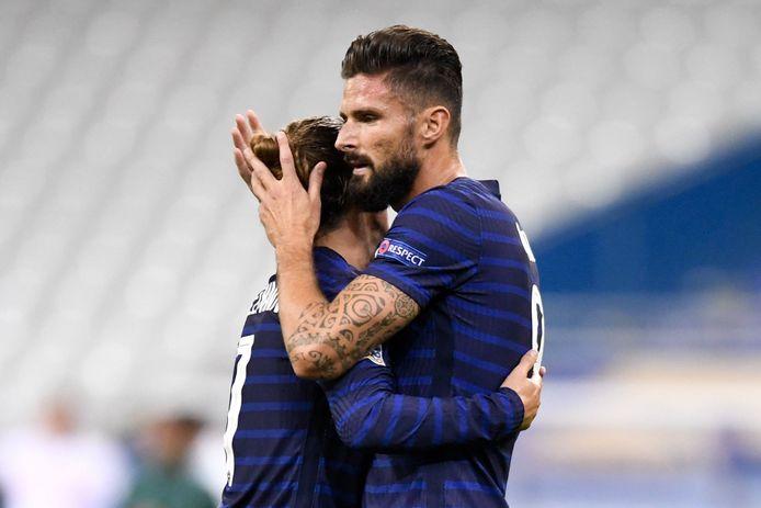 Comme lors de la finale de la Coupe du monde en 2018, les Bleus ont dominé la Croatie 4-2.