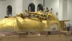 Restauratie sarcofaag Toetanchamon duurt nog zeker 7 maanden