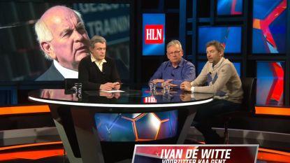 """VISTA! over de trainerswissel bij Lokeren en het nieuwe verlies van Club en Anderlecht: """"Morioka heeft het gehad met Anderlecht en Anderlecht met hem"""""""