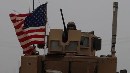 Vier Amerikaanse soldaten gedood bij zelfmoordaanslag Syrische stad Manbij, IS eist aanval op