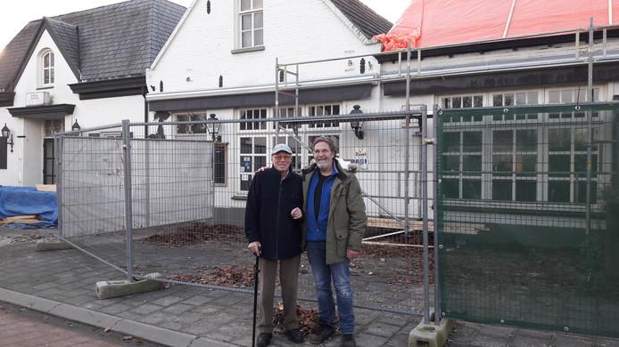 'Noud den Bartel' (Noud van den Braak)  in Haaren is blij met de komst van Hugo Huttinga, de nieuwe uitbater die van het Haarense dorpscafé Den Bartel een nieuw dinercafé gaat maken.