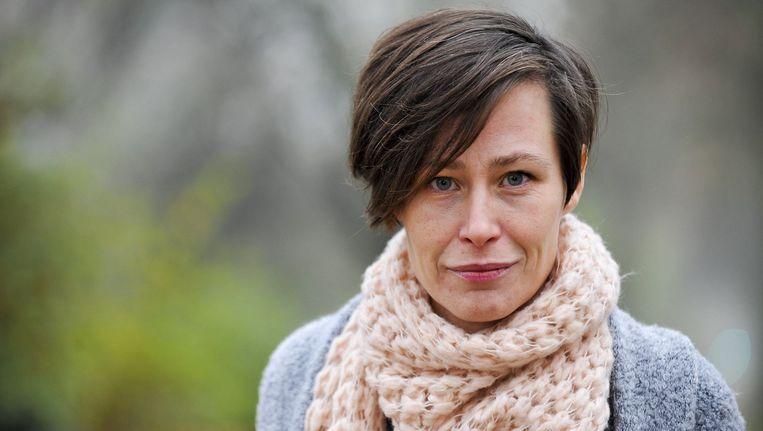 """""""De kern van het socialisme blijft dezelfde, maar we moeten veel meer aandacht beginnen hebben voor andere thema's"""", zei voormalig sp.a-minister Freya Van den Bossche vandaag op de partijdag."""