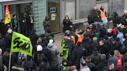 Openbaar vervoer opnieuw verstoord: honderden kilometers file in Parijs