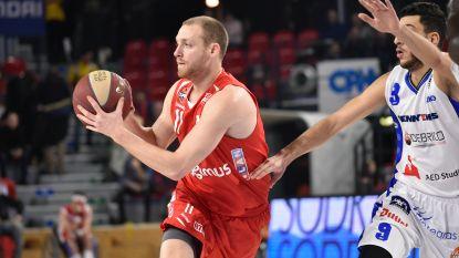 Charleroi kan eindelijk nog eens winnen in het basket, Aalst klopt Brussels