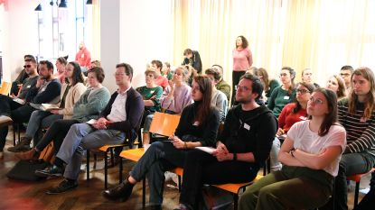 Op de valreep van de nieuwe coronamaatregelen: inspiratiedag 'diversiteit in jeugdbeweging' in Radiohuis