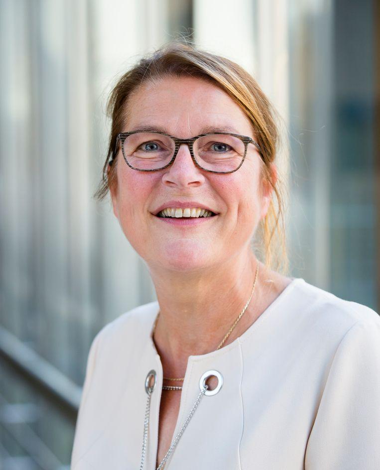 Agnes Wolbert (59) werkte eerder als wetenschappelijk onderzoeker en bij jeugdzorg. Ze zat van 2006 tot 2017 in de fractie van Partij van de Arbeid in de Tweede Kamer, waar ze onder meer over zorg en medisch-ethische zaken het woord voerde. Vorig jaar werd ze directeur van de NVVE. Beeld ANP