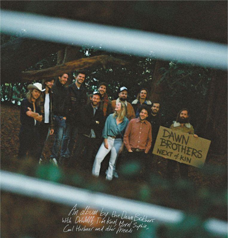 Dawn Brothers, DeWolff, Tim Knol, Merel Sophie, Cool Harbour en vrienden Beeld null