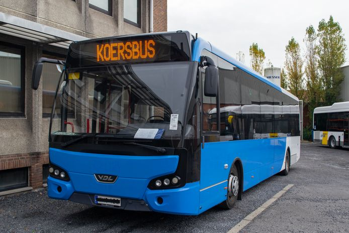 KOERS trekt vanaf maart met haar mobiel museum 'KOERSbus' de baan op.