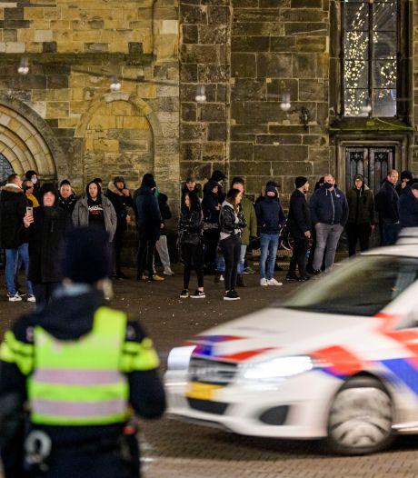 Burgemeesters en politie in Twente spelen op safe bij protestoproepen via social media