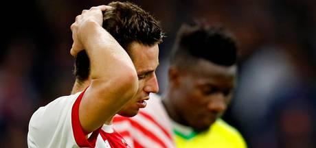 Bekijk het dramatische verlies van Ajax tegen Rosenborg