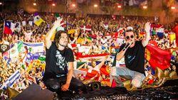Dimitri Vegas & Like Mike op nummer twee in DJ Mag Top 100