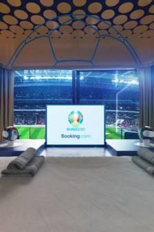 À gagner: chambre avec une vue sur la finale de l'Euro 2020