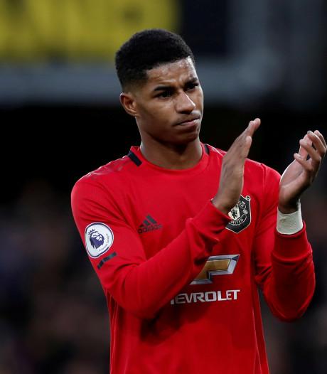Tegenvaller voor United: herstel Rashford duurt veel langer