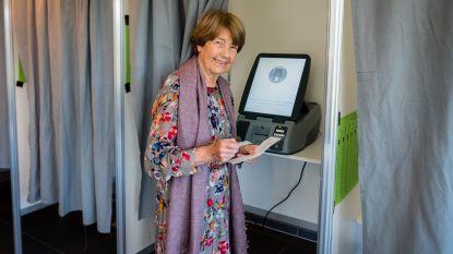 Wezemaal Ruim 1.500 kiezers stemmen voor het eerst in WZC De Lelie