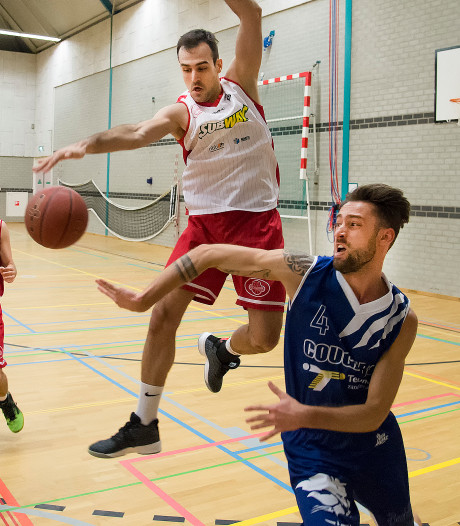 Basketbal: Gennep Cougars nipt onderuit in topper