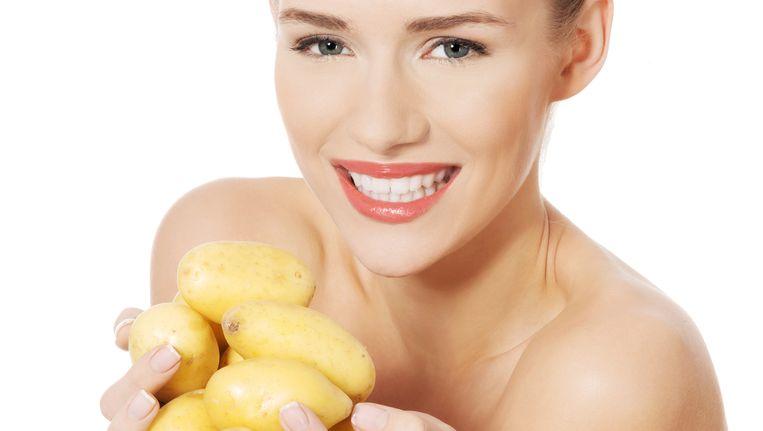 rauwe aardappel gezond