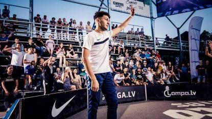 Ronsenaar Ferjani Safi schittert op internationaal pannatoernooi