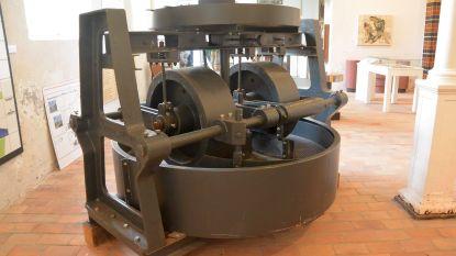 Tegelmuseum pakt op Open Monumentendag uit met gerestaureerde kleibreekmolen